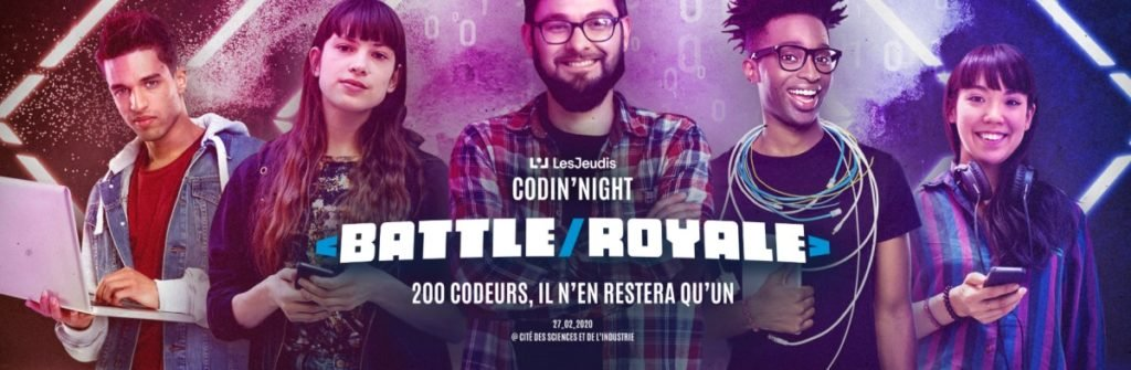 LesJeudis Codin Night Battle Royale